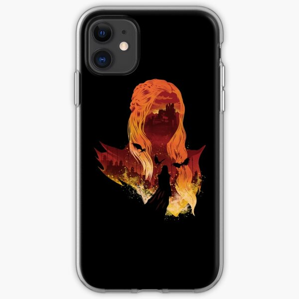 MOTHER OF DRAGONS SHIRT iPhone Soft Case