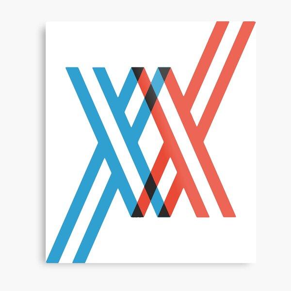 darling in the franxx 4 Metal Print