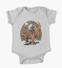 Triceratops CowBot One Piece - Short Sleeve