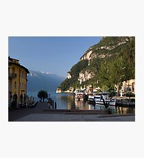 Early Morning At Riva Photographic Print