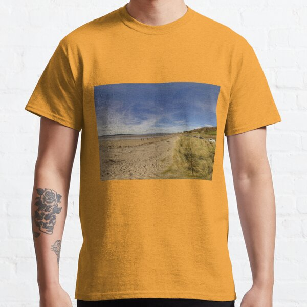 Lisfannon Beach, Fahan, County Donegal, Equirectangular  Classic T-Shirt
