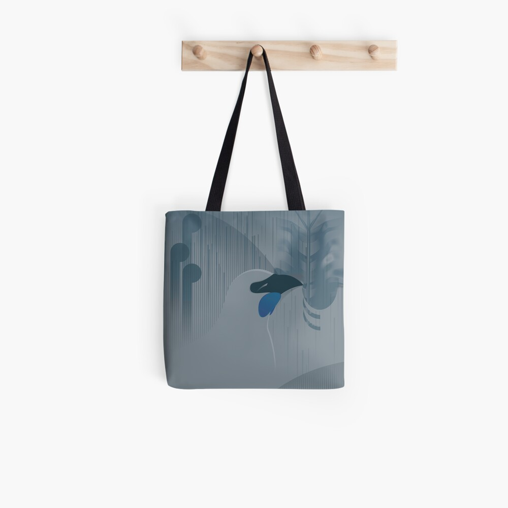 North Island kōkako Tote Bag