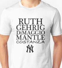 Costanza - Yankees Unisex T-Shirt