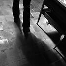 shadows on a kitchen floor #2 by ragman