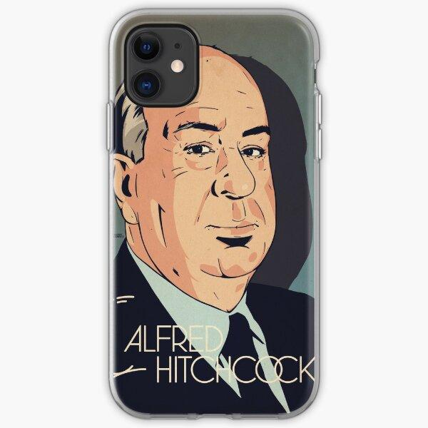 Master Of Suspense iPhone Soft Case