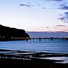 Llandudno Pier and the Great Orm by Lydia Griffiths