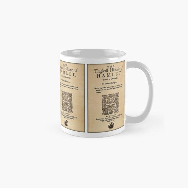 Shakespeare's Hamlet Front Piece Classic Mug