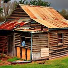 Falling down or beautiful old building_Berrima_HDR by Sharon Kavanagh