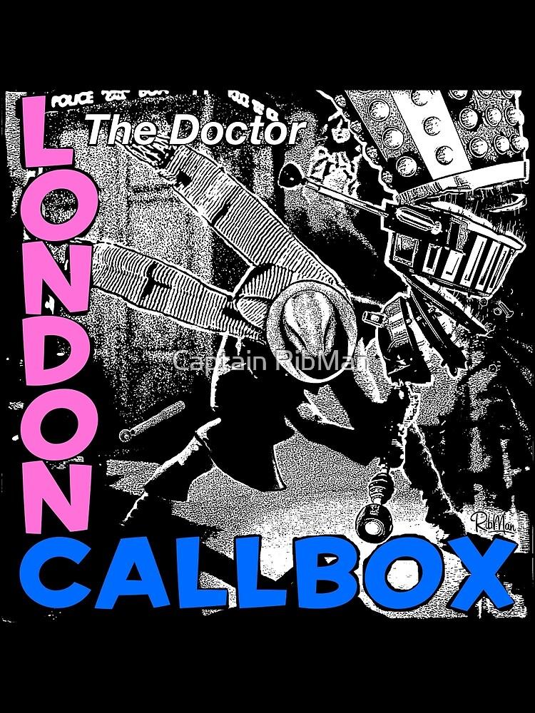 London Callbox by Captain RibMan