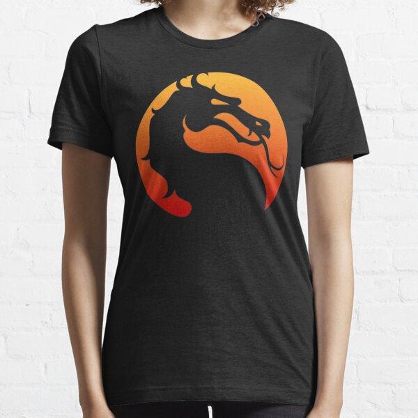 MORTAL KOMBAT LOGO Essential T-Shirt