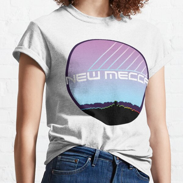 New Mecca (Katana Zero) Classic T-Shirt