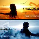 Save Shadowhunters - IconicNephilim NYC Billboard Design - Middle by notourlasthunt