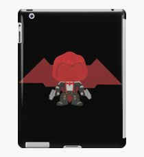 The Resurrected Robin iPad Case/Skin