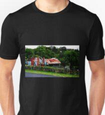 Old Cottages, Hill End T-Shirt