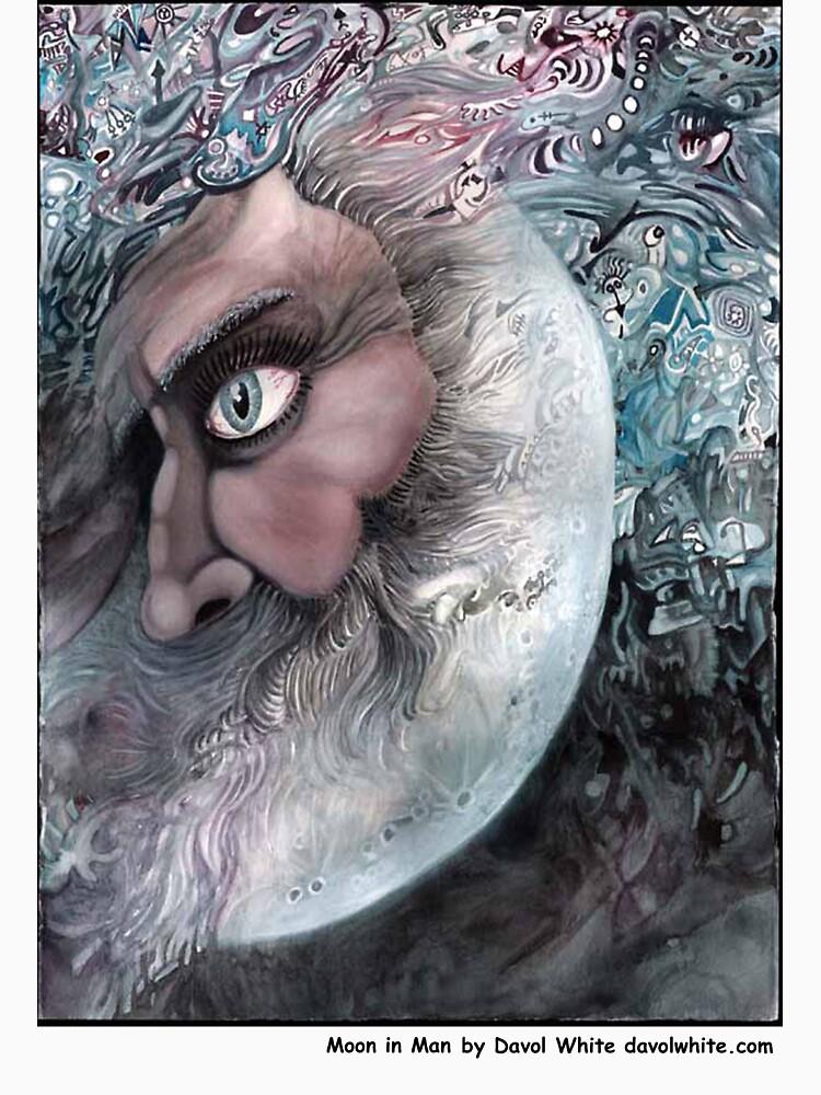 Moon In Man by dajson