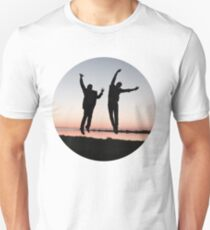 Cockles Sunset Jump T-Shirt