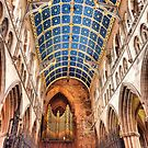 Carlisle Cathedral  by Lilian Marshall