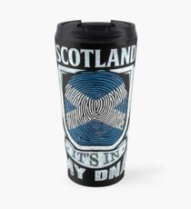 Scotland It's In My DNA - Gift For Scottish From Scotland Thermobecher