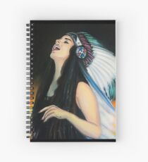 Live Fast. Die Young. Be Wild. And Have Fun. Spiral Notebook