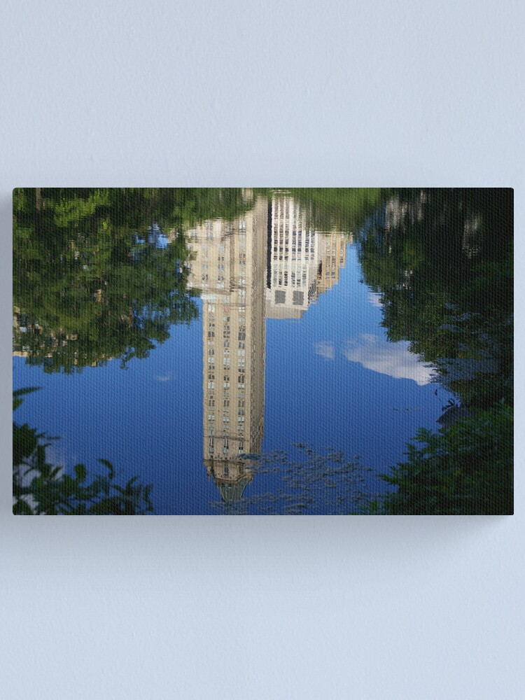 Alternate view of Show Me The Monet Canvas Print