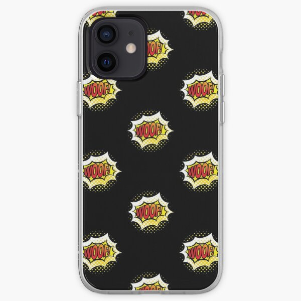 Simple Woof! iPhone Soft Case