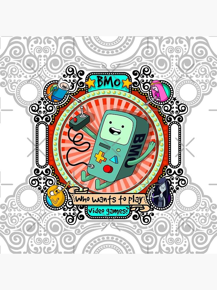 bmo BMO Adventure Time Beemo by aurielaki