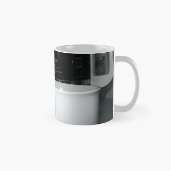 Anticipating My Morning Brew Classic Mug