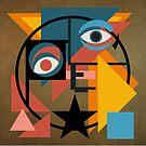 Bauhaus Pop by BigFatArts