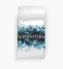 supernatural Duvet Cover