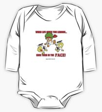 The Carrotty Kid: When Life Gives You Lemons... Kids Clothes
