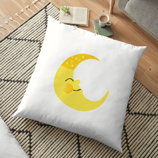 moon Floor Pillow