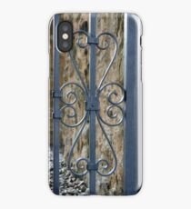 Alamo Scrolls iPhone Case/Skin
