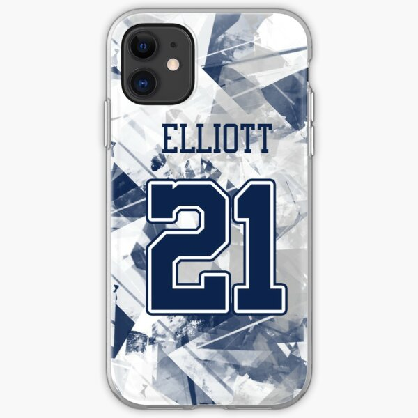 EZEKIEL ELLIOTT iPhone Soft Case