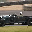 Bentley 4 1/2 Blower by Willie Jackson