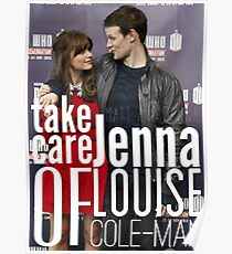 Take Care Of Jenna Poster