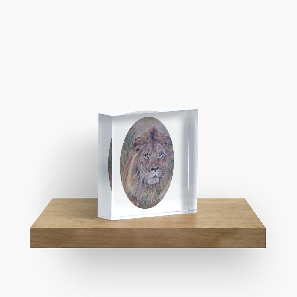 Frank III Acrylic Block