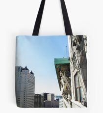 Book Breasts Tote Bag