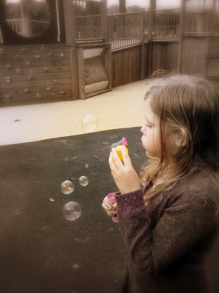 Bubbly Fun by wyvernsrose