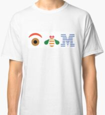 IBM Eye Bee M logo Classic T-Shirt