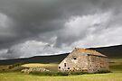 Winterscales Barn by SteveMG
