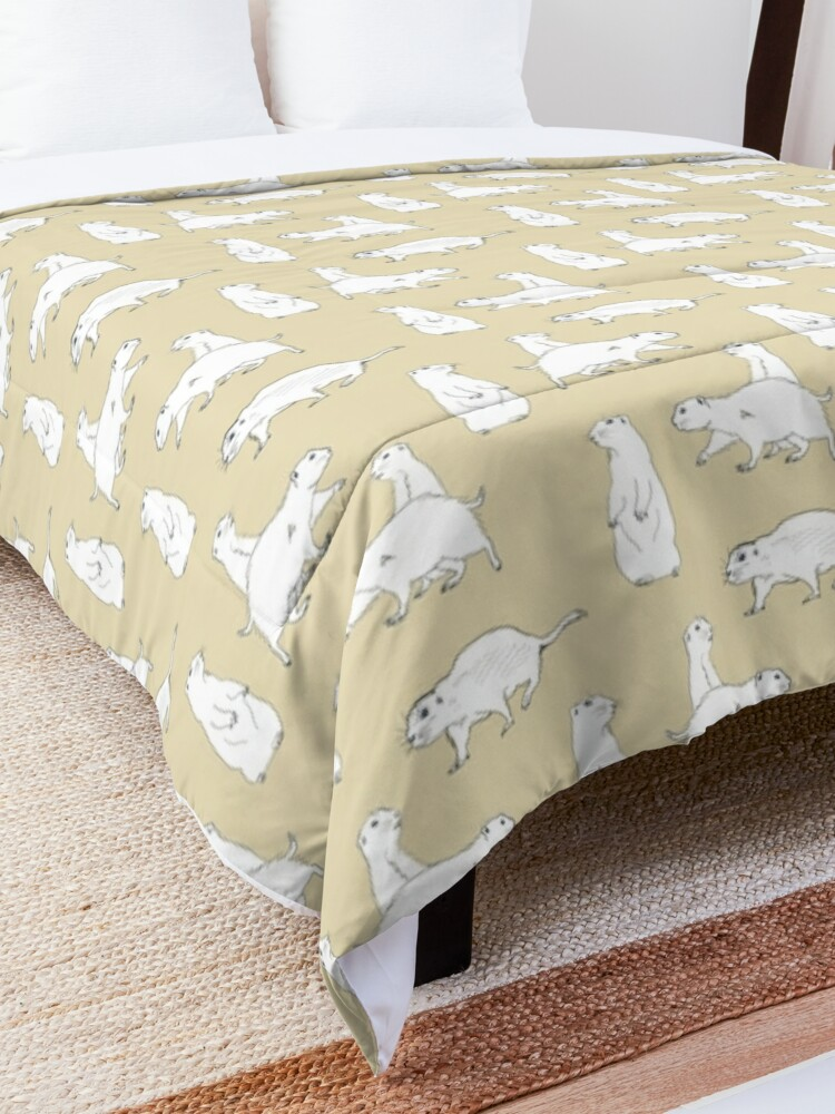 Alternate view of Prarie Dogs Comforter