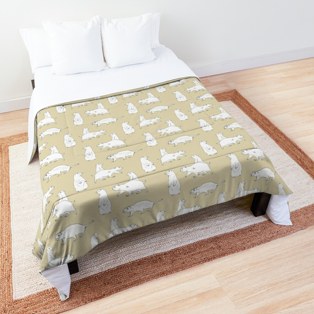 Prarie Dogs Comforter