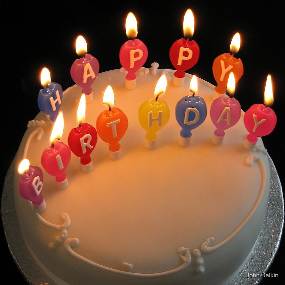 Happy Birthday to you by John Dalkin