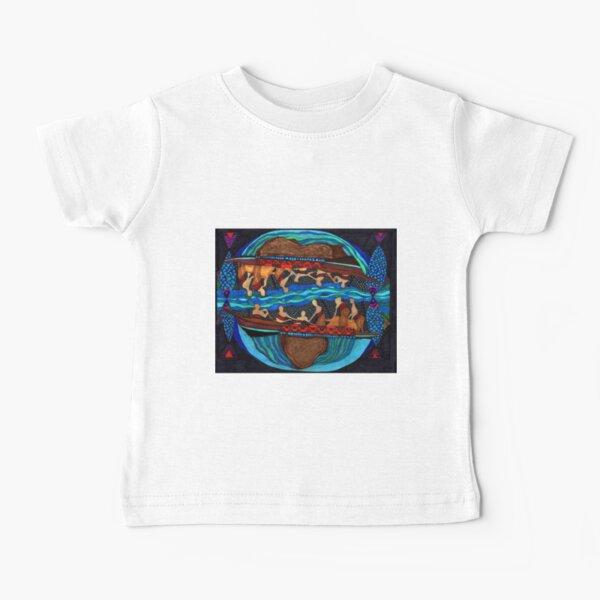Africa - Rhythm of Africa - Fishermen Baby T-Shirt