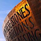 Wales Millennium Centre by Steve  Liptrot