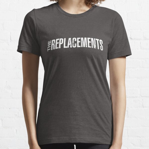The Replacements - White Essential T-Shirt