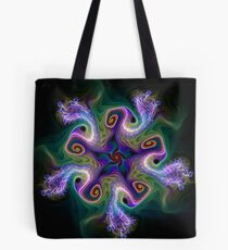Walking the Gnarl Tote Bag