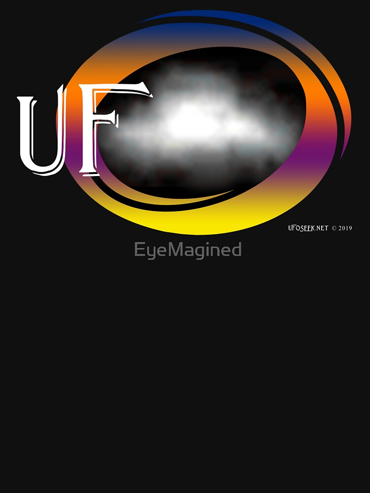 UFO Emblem by EyeMagined