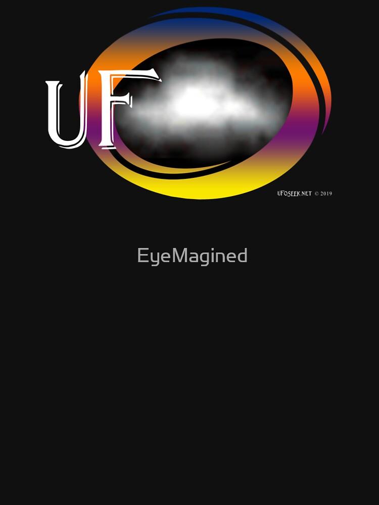 UFO Emblem by EyeMagined