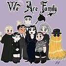 We Are (Addams) Family by amimercury